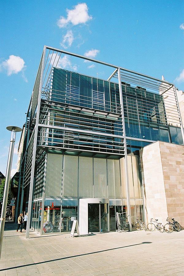 1990 &#8211; Tourist Information Office, Nuremberg, Bavaria