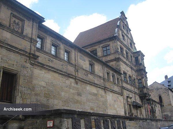 1576 – Alte Hofhaltung, Bamberg, Bavaria
