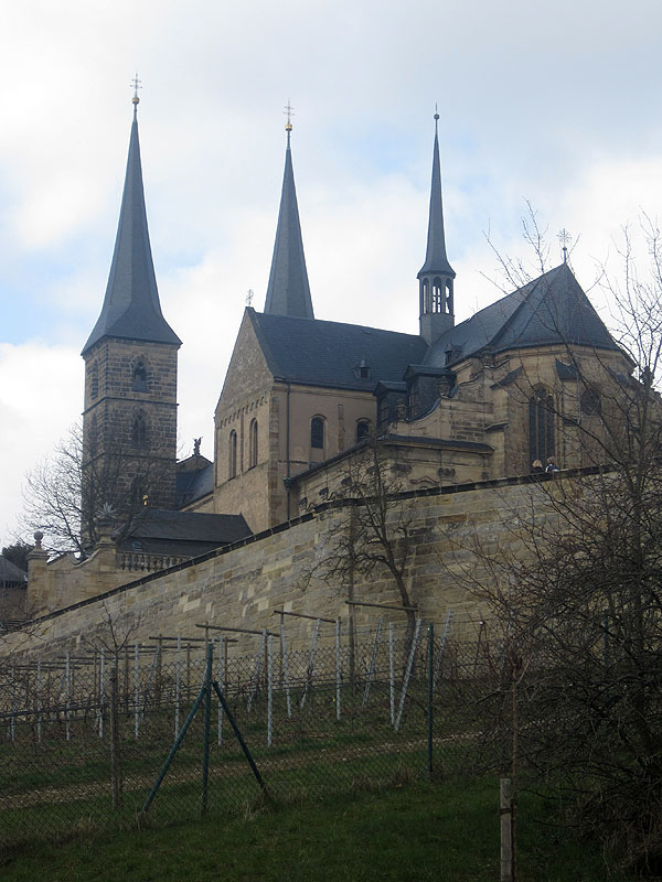 1617 &#8211; Michaelsberg Abbey, Bamberg, Bavaria