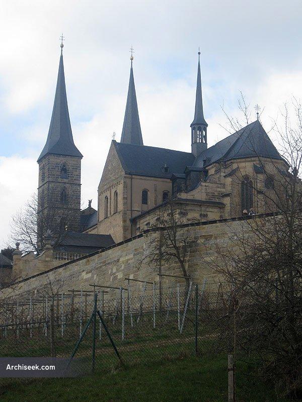 1617 – Michaelsberg Abbey, Bamberg, Bavaria