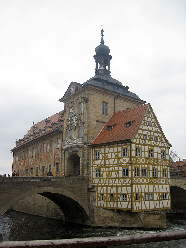 1756 &#8211; Rathaus, Bamberg, Bavaria