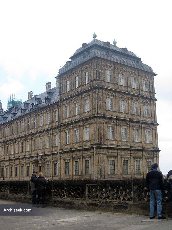 1704 – Neue Residenz, Bamberg, Bavaria
