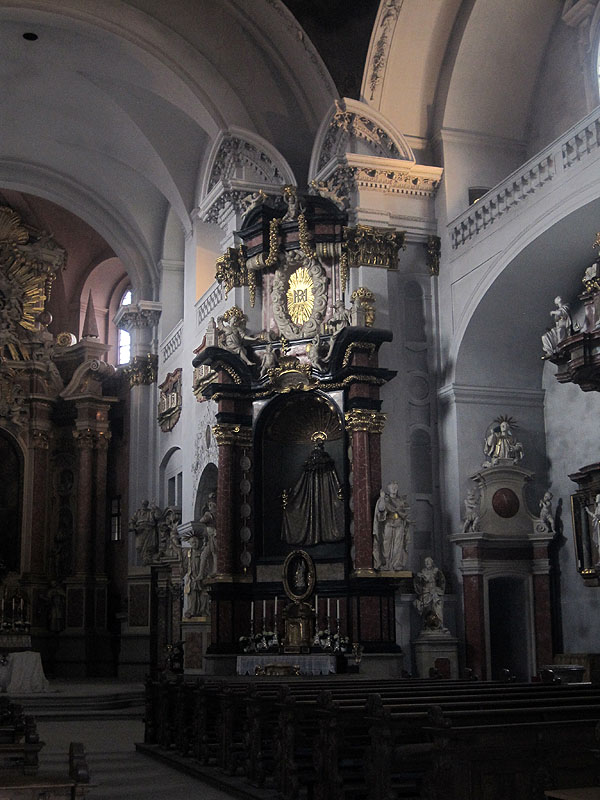 1693 &#8211; St. Martin Kirche, Bamberg, Bavaria