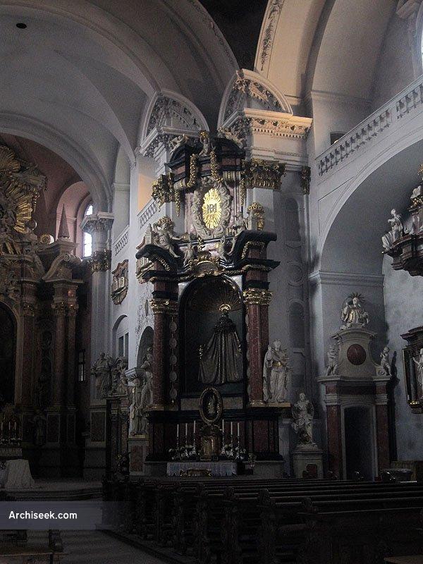 1693 – St. Martin Kirche, Bamberg, Bavaria