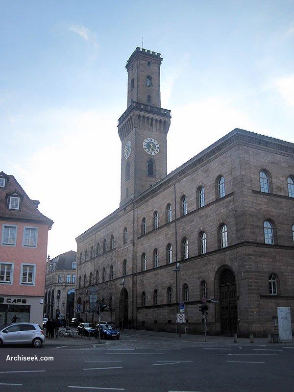 1845 – Rathaus, Fürth, Bavaria