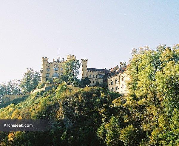 1832 – Hohenschwangau, Bavaria