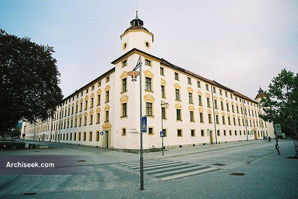 1680 – Residenz, Kempten, Bavaria