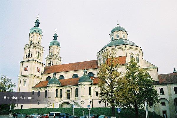 1652 – St Lorenz Basilika, Kempten, Bavaria