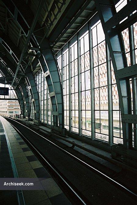 1878 – Bahnhof Alexanderplatz, Berlin