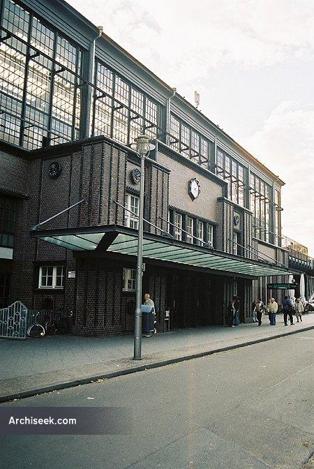 1878 – Bahnhof Friedrichstrasse, Berlin