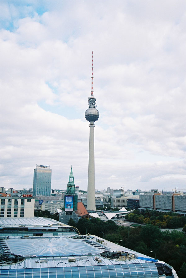 1969 &#8211; Fernsehturm, Berlin