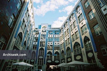 1906 – Hackesche Hofe, Berlin