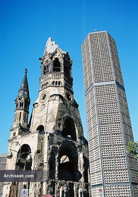 1963 – Kaiser Wilhelm Gedachtniskirche, Berlin