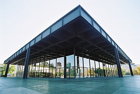 1969 – Neue Nationalgalerie, Berlin