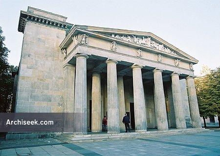 1818 – Neue Wache, Berlin