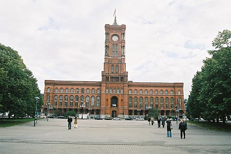 1869 &#8211; Rathaus, Berlin