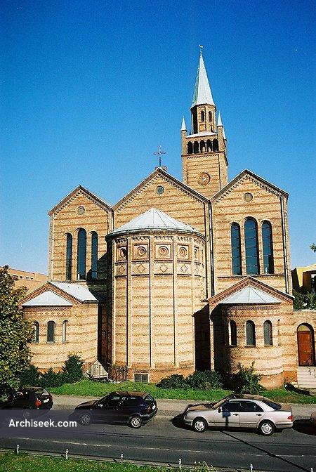 1846 – St Matthauskirche, Berlin
