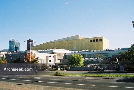 1978 – Staatsbibliothek, Berlin