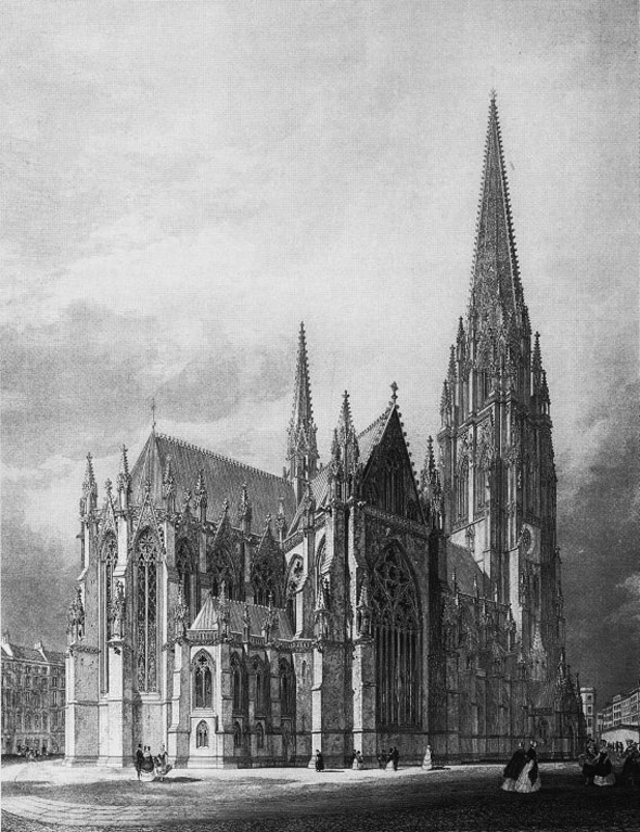 1874 – St.-Nikolai-Kirche, Hamburg, Germany