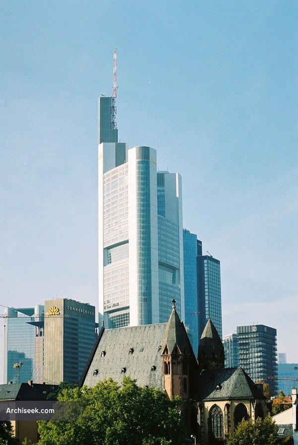 1997 – Commerzbank Tower, Frankfurt