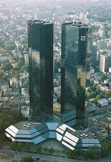 1984 &#8211; Deutsche Bank, Frankfurt
