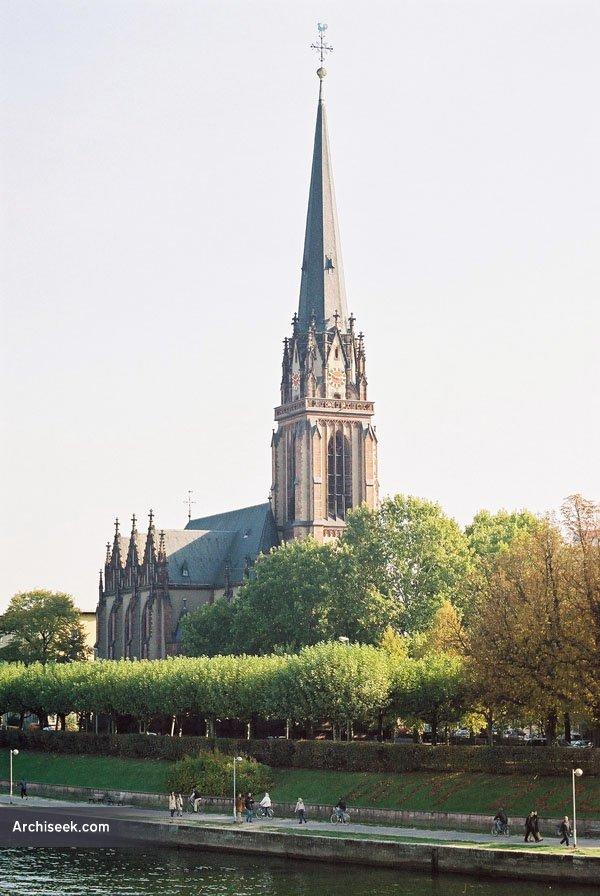 1881 – Dreikönigskirche, Frankfurt
