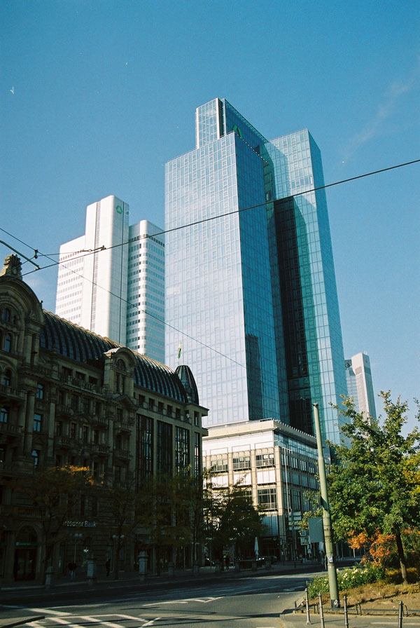 2003 &#8211; Galileo, Frankfurt