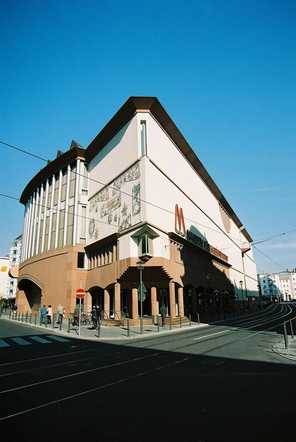1991 &#8211; Museum Moderne Kunst, Frankfurt