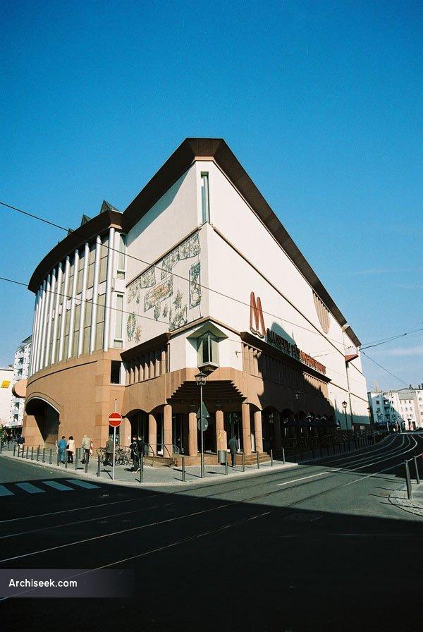 1991 – Museum Moderne Kunst, Frankfurt