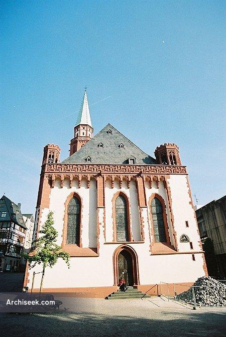 1290 – Nikolai Kirche, Frankfurt