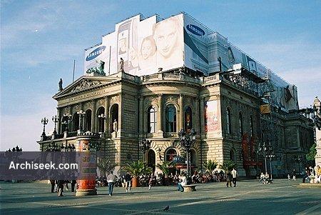 1880 – Alte Oper, Frankfurt