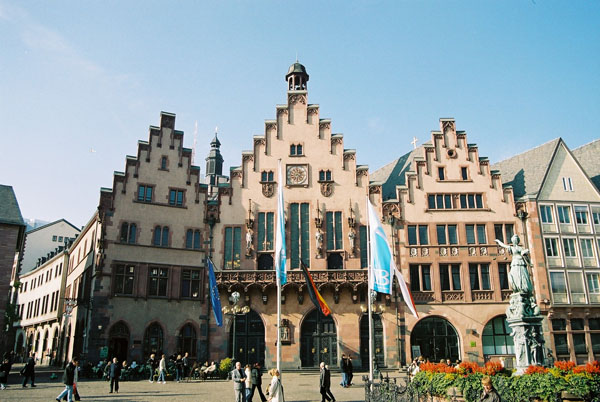 1405 – Rathaus, Frankfurt