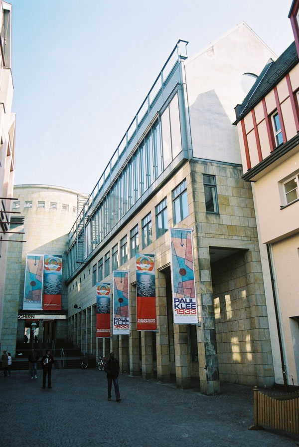 1984 &#8211; Schirn Kunsthalle, Frankfurt