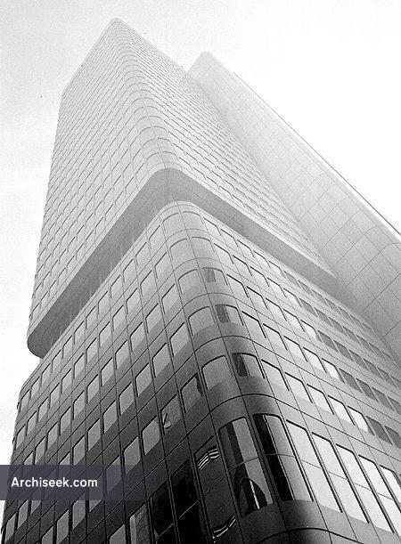 1978 – Silver Tower, Frankfurt