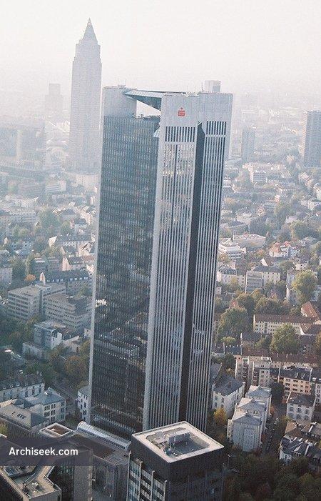 1993 – Trianon, Frankfurt