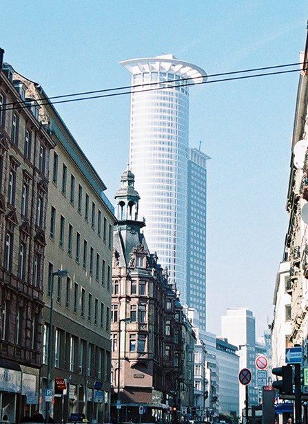 1993 &#8211; Westendstrasse 1 / DG Bank Headquarters, Frankfurt