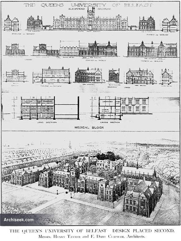 1910 – Queen's University, Belfast