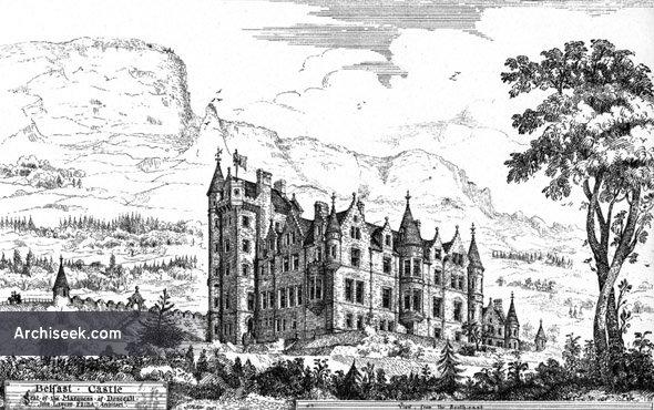1870 – Belfast Castle, Co. Antrim