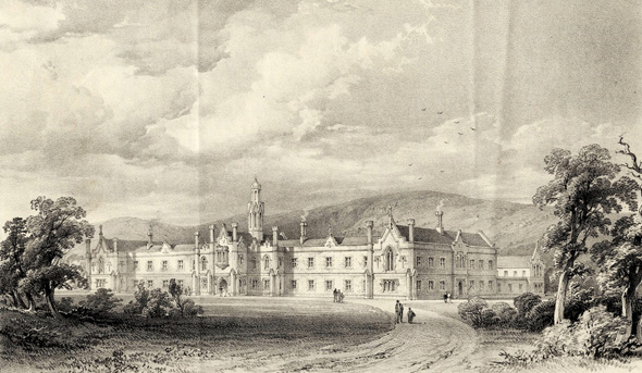 1845 &#8211; Ulster Institution for the Deaf and Dumb, Belfast, Co. Antrim