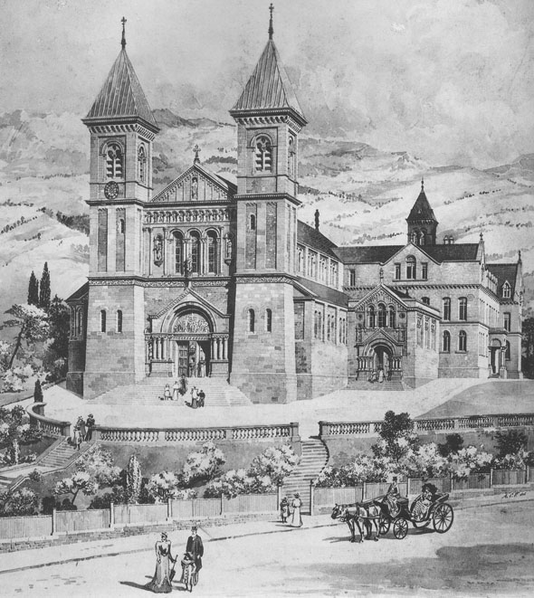 1900 &#8211; Holy Cross Church, Crumlin Rd., Belfast, Co. Antrim