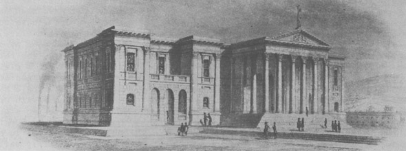 1850 – County Court House, Crumlin Rd, Belfast, Co. Antrim