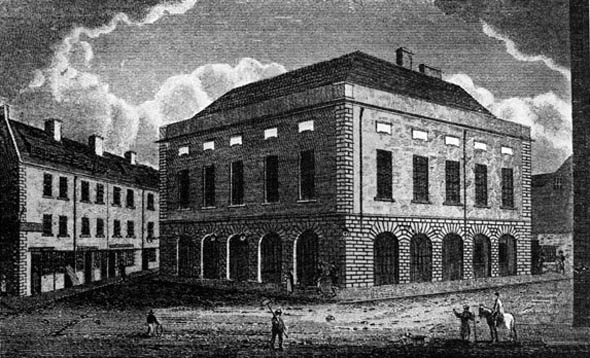 1769 – Exchange and Assembly Rooms, Belfast, Co. Antrim