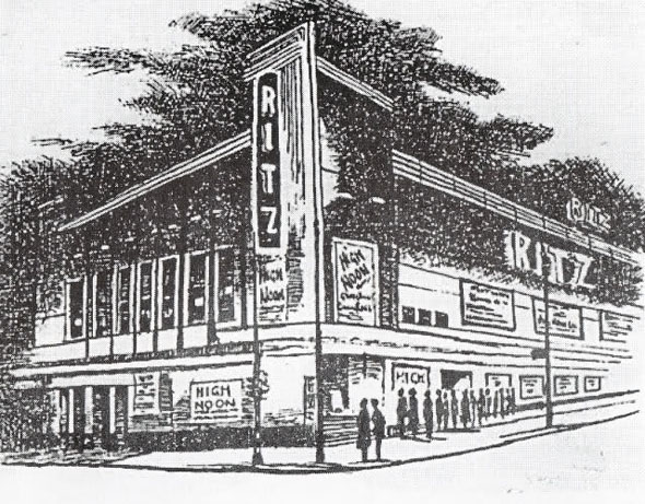 1936 – Ritz Cinema, Fisherwick Place, Belfast, Co. Antrim