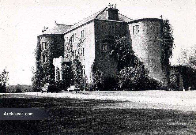 1837  – Castle Upton, Templepatrick, Co. Antrim