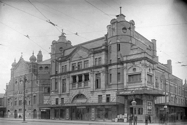 1907 – Royal Hippodrome Theatre, Belfast