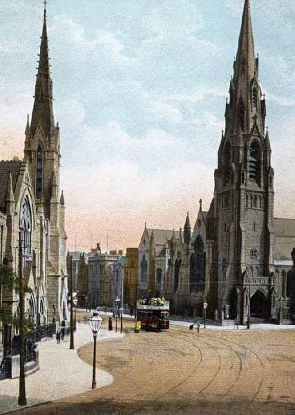 1876 – Carlisle Memorial Methodist Church, Belfast, Co. Antrim
