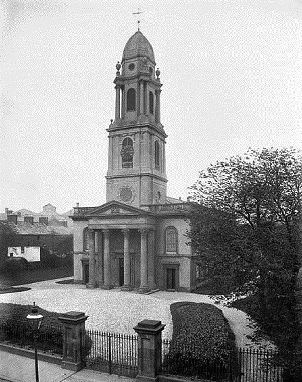 1776 – St Anne's Church, Belfast, Co. Antrim