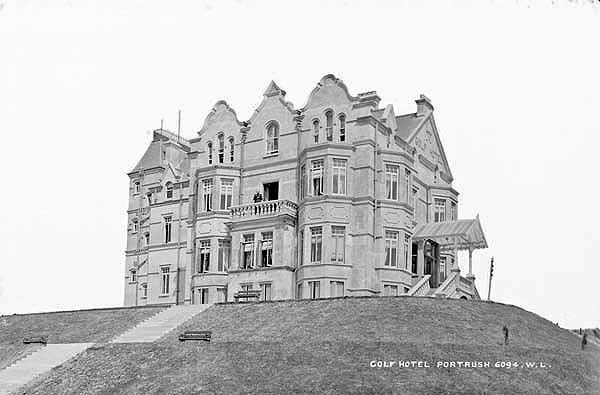 1880s – Castle Erin / Golf Hotel, Portrush, Co. Antrim