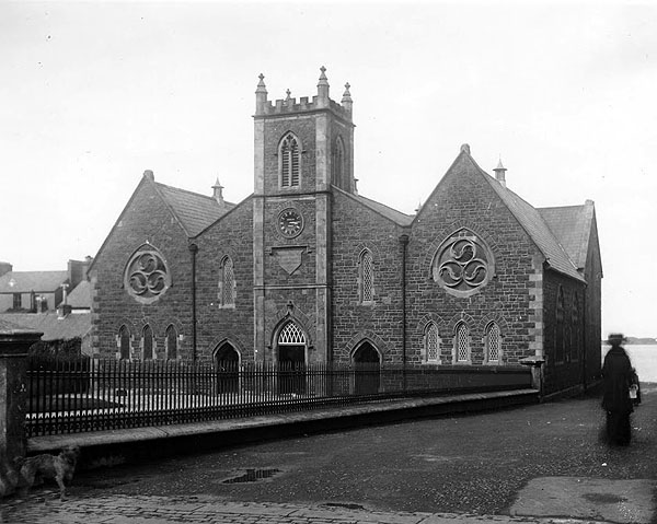 1858 – Church of the Holy Trinity, Portrush, Co. Antrim