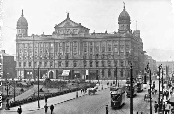 1902 – Scottish Provident, Donegall Sq., Belfast